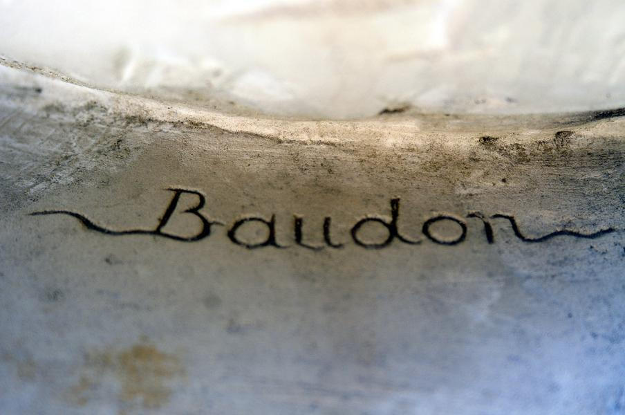 Signature BAUDON Jean-Claude