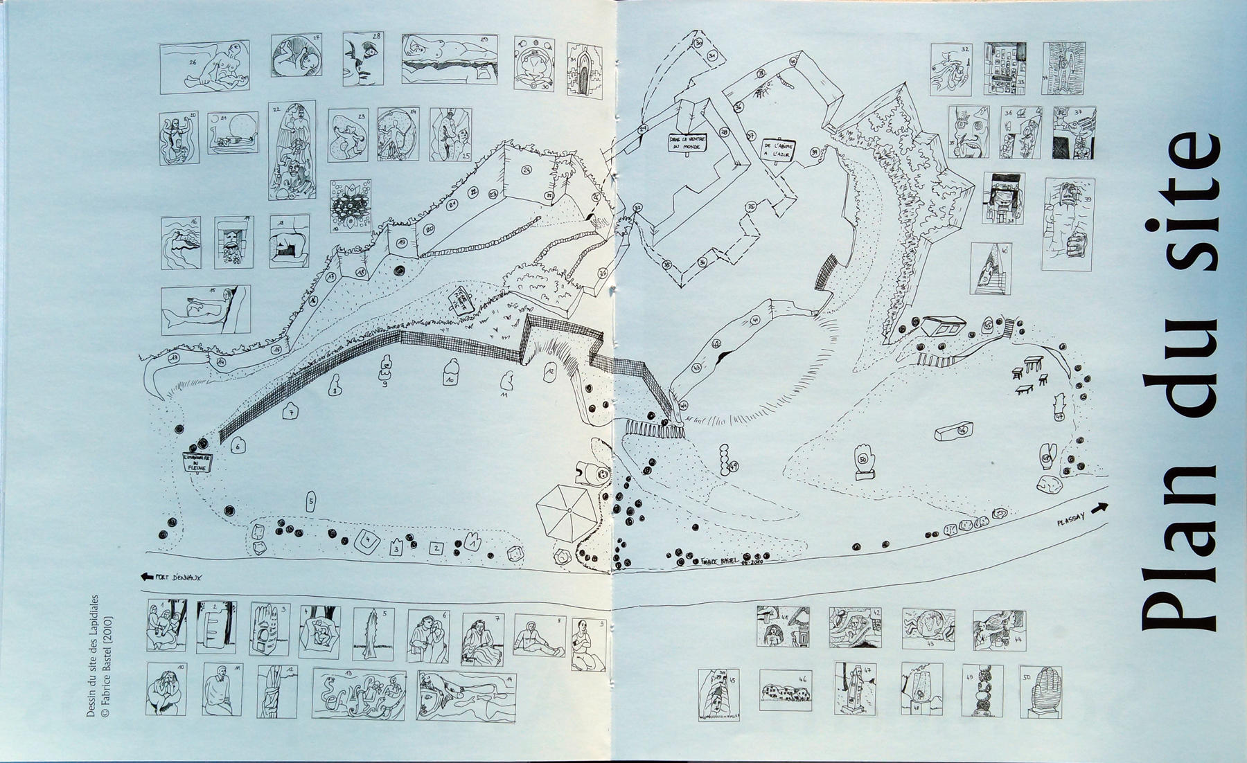 plan du site 1