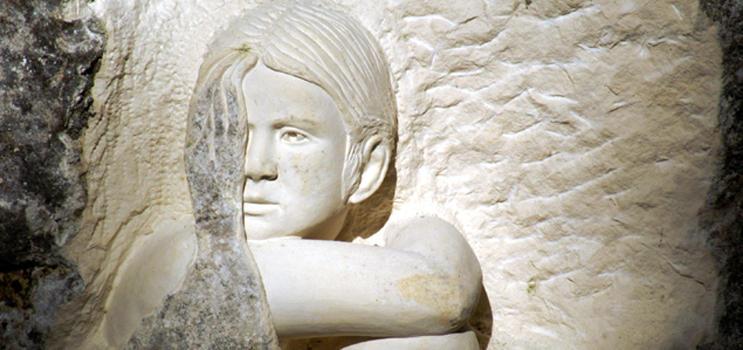 Sculptures aux Lapidiales