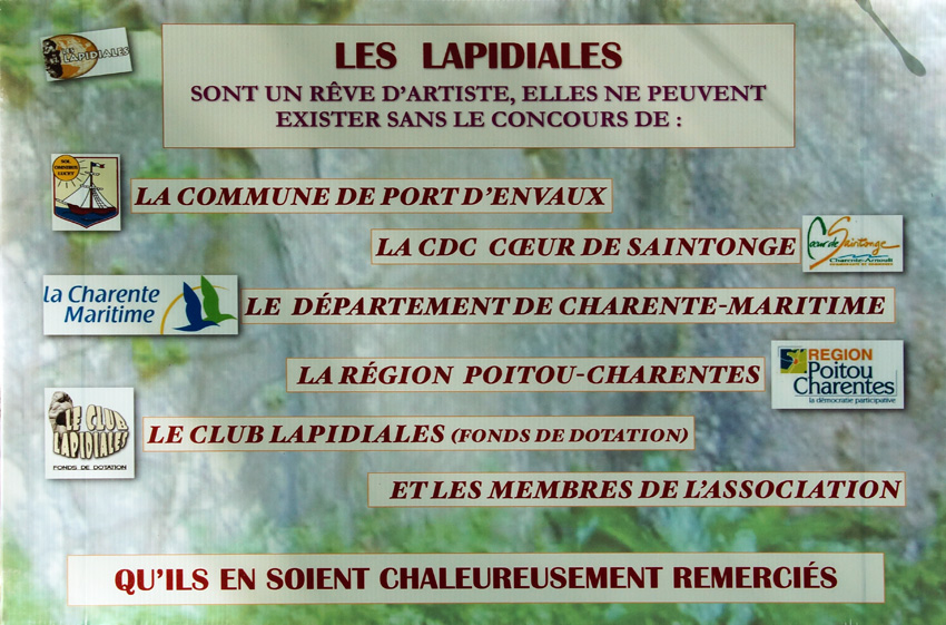 Qui Sommes Nous Who Are We Les Lapidiales